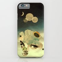 iPhone Cases featuring double cross the con by cardboardcities
