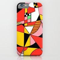 Print #4 iPhone 6 Slim Case