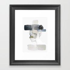 Insideout Framed Art Print