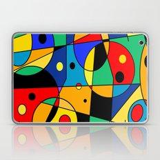 Abstract #58 Laptop & iPad Skin