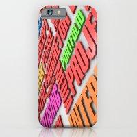 design poster iPhone 6 Slim Case