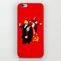 The Communist Party (variant) iPhone & iPod Skin
