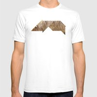 CAPYBARA Mens Fitted Tee White SMALL