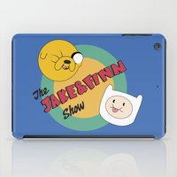 The Jake & Finn Show. iPad Case