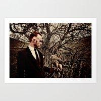 Caleb Slade 001 Art Print