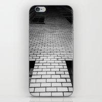 Hit The Bricks iPhone & iPod Skin