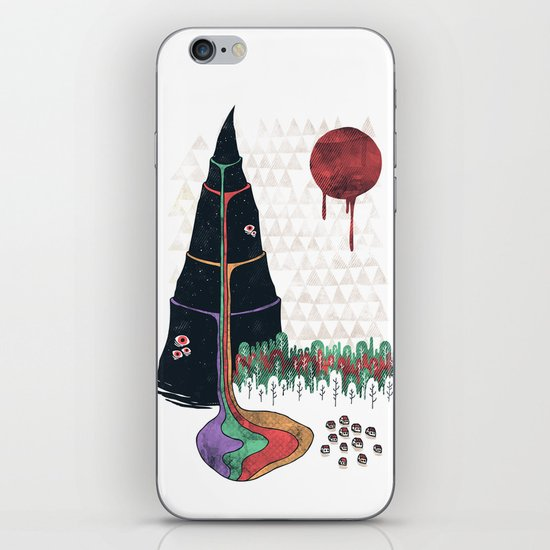 Holy Mountain iPhone & iPod Skin