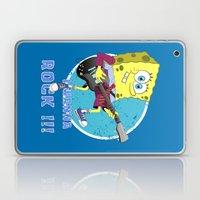 i wanna rock !!! Laptop & iPad Skin