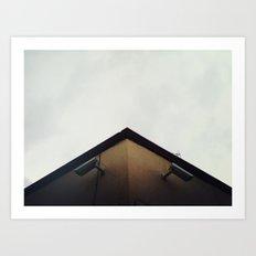 CCTV Art Print