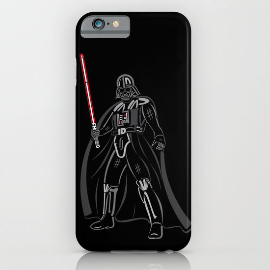 Font vader iPhone & iPod Case