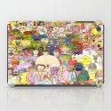 The Fuzzy Crowd iPad Case