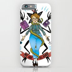 We are all Barb - Stranger Things Have Happened iPhone 6 Slim Case