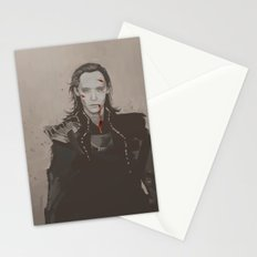 Nothing but the war. Stationery Cards