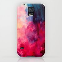 Galaxy S5 Cases featuring Reassurance by Caleb Troy