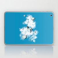 Like A Diamond In The Sk… Laptop & iPad Skin