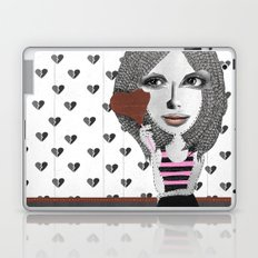 Forget LOVE... I'd rather fall in CHOCOLATE Laptop & iPad Skin