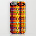 DNA Plaid iPhone & iPod Case