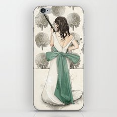 A Shotgun Kind of Wedding iPhone & iPod Skin
