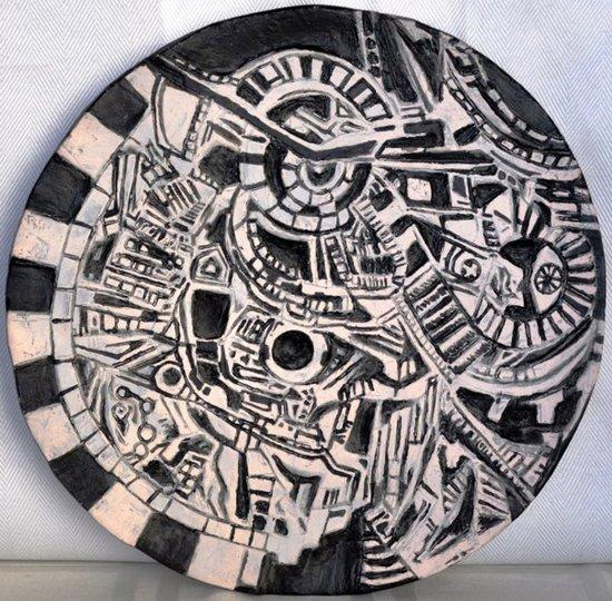 """centrifugal"" Canvas Print"