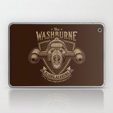 The Washburne Flight Academy Laptop & iPad Skin