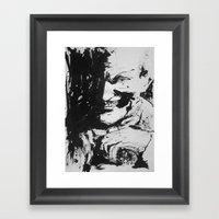 JOKER Framed Art Print