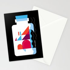 Postcards from Amsterdam / Bottle Ship Stationery Cards