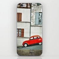 Vieux style iPhone & iPod Skin