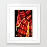 Flamingo Two Framed Art Print