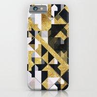 gold lyyfd iPhone 6 Slim Case