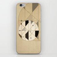 Irregular Sequence iPhone & iPod Skin