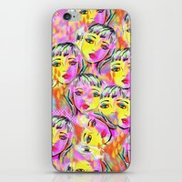 You're Pretty ...   Stra… iPhone & iPod Skin