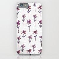 Sweet Floral Pattern iPhone 6 Slim Case