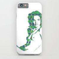 Nude: Natalia Vodianova Fashion iPhone 6 Slim Case