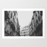 Paris Nº8 Art Print