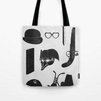 2011: A Kubrick Odyssey Tote Bag