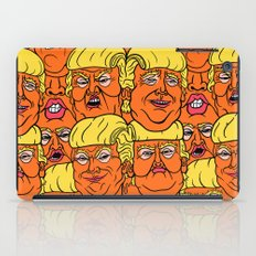 Trump Nightmare Pattern iPad Case