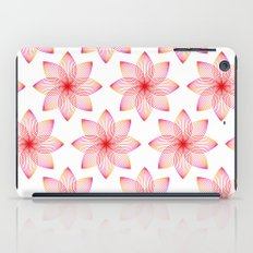 Gradient Strings Blossoms iPad Case
