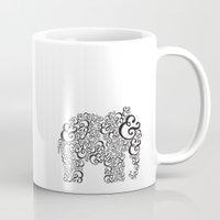 Ampersand Elephant Mug