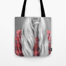 + The Real Her + Tote Bag