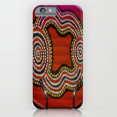 Aboriginal Art Slim Case iPhone 6s