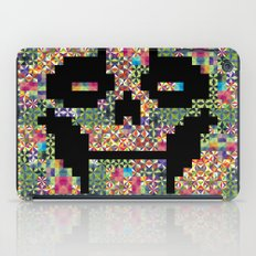 The Black smiles iPad Case
