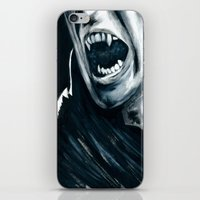 We Hide From The Sun iPhone & iPod Skin