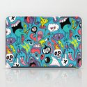 Doodled Pattern iPad Case