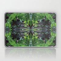 Nature's Twists # 17 Laptop & iPad Skin