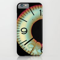Time Waits For Nobody iPhone 6 Slim Case