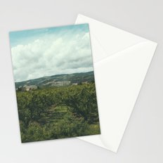 Vineyards, South of France Stationery Cards