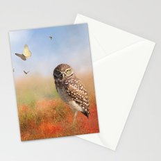 In The Poppy Field Stationery Cards