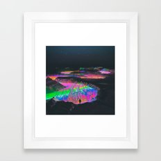 TO NEW ADVENTURES (every… Framed Art Print
