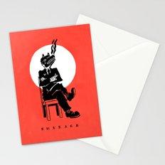 Black Dog: Embrace Stationery Cards
