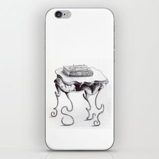 Monster Table iPhone & iPod Skin